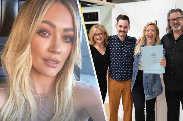 'Lizzie McGuire' Cast Speaks Out On Decision To Cancel Reboot