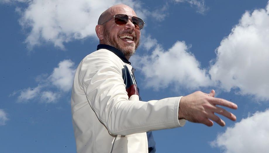 Pitbull Becomes NASCAR Team Owner