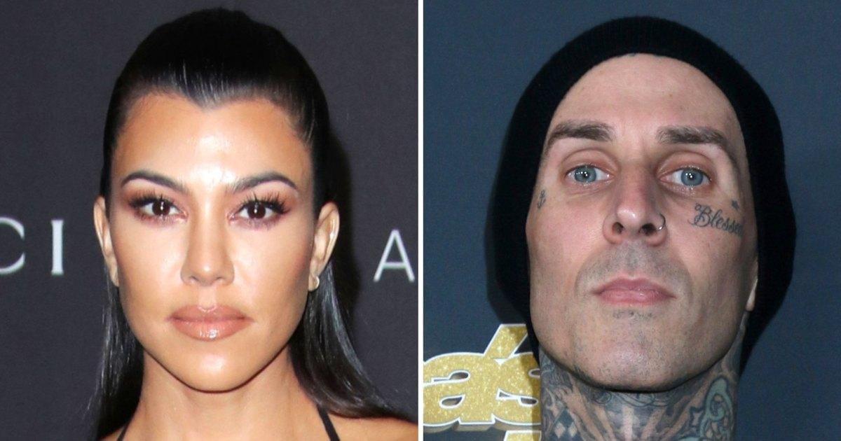 Kourtney Kardashian And Travis Barker Are Reportedly Dating Amid Palm Springs Trip
