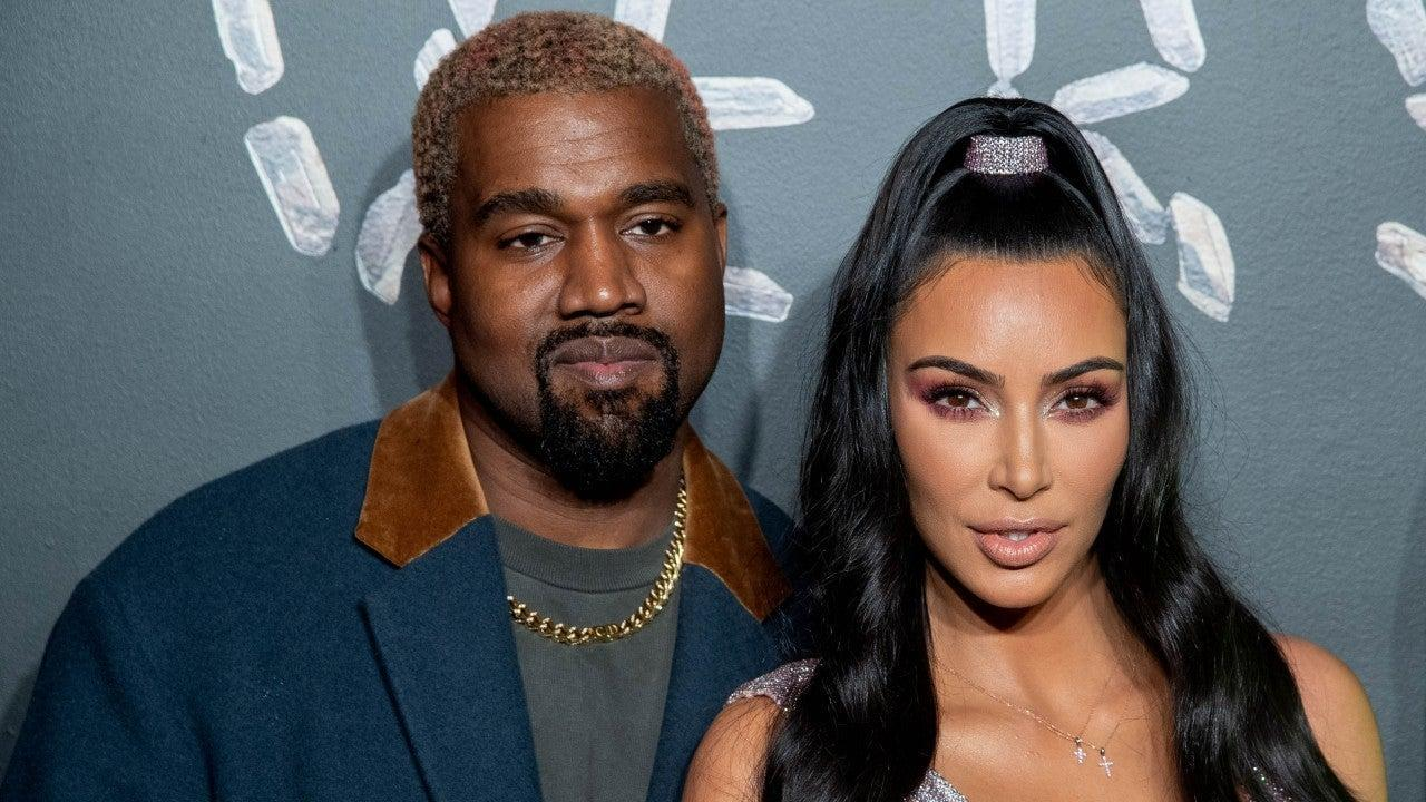 Kanye West Removes 500 Sneakers & More Out Of Marital Home He Shared With Kim Kardashian