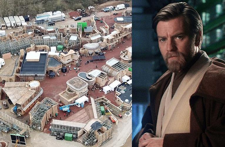 Disney Begins Filming Star Wars Obi-Wan Series