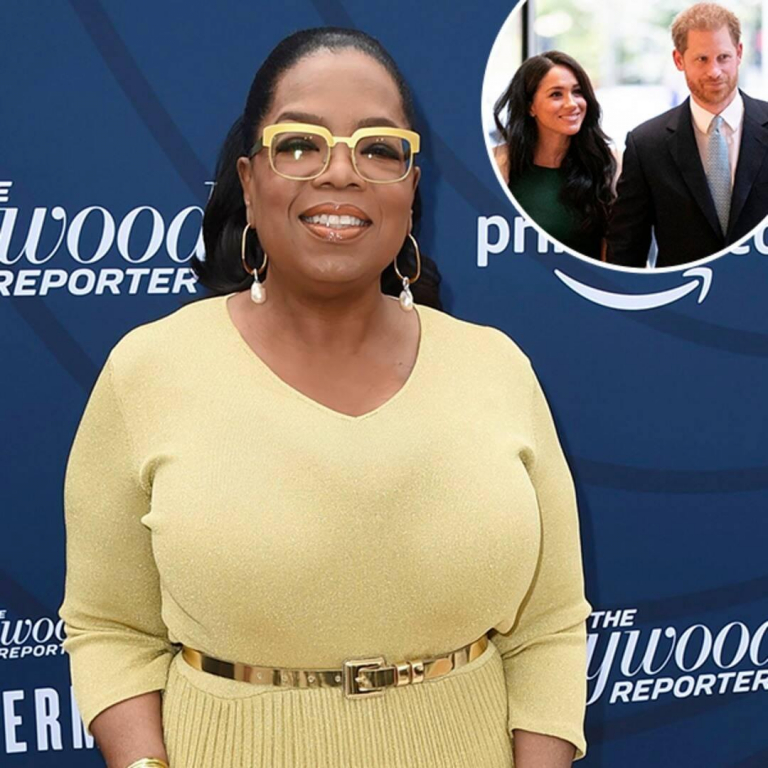 Oprah Winfrey To Sit Down With Meghan Markle And Prince Harry For Rare Joint Interview