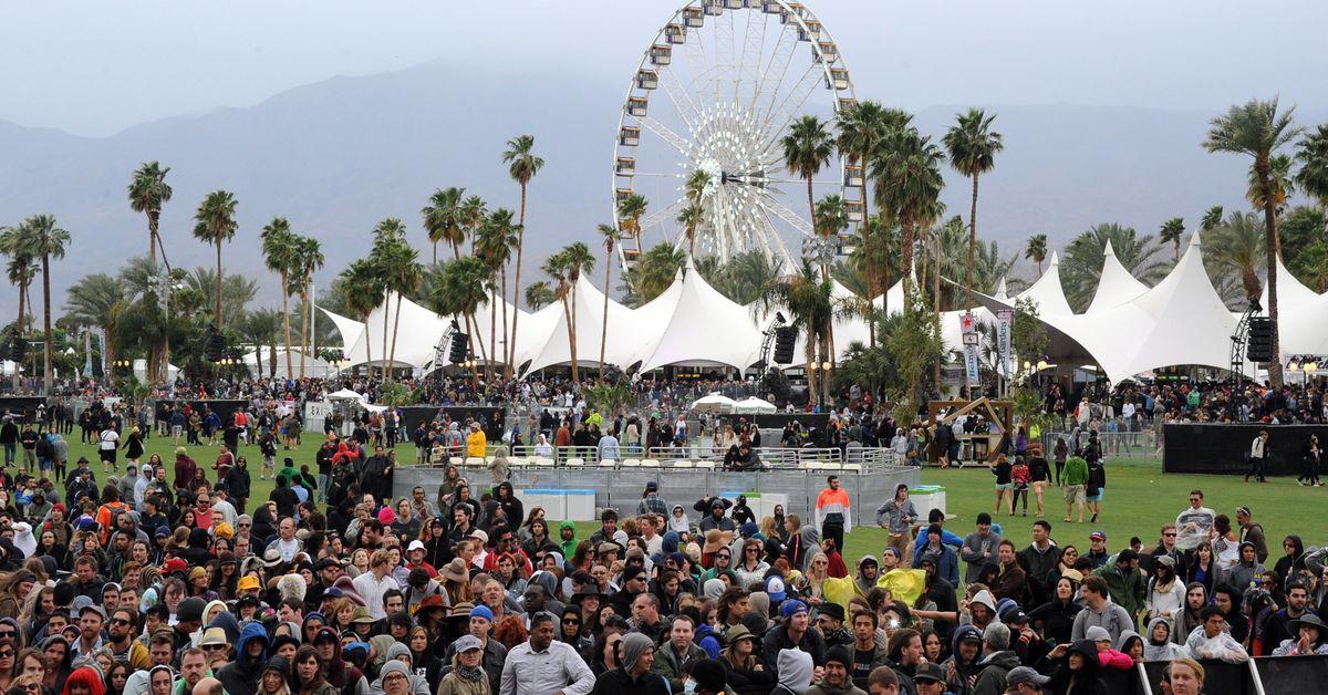 Coachella Music Festival Moved to 2022