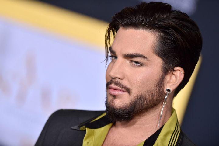 Adam Lambert Is Writing A 'Rock And Roll' Musical