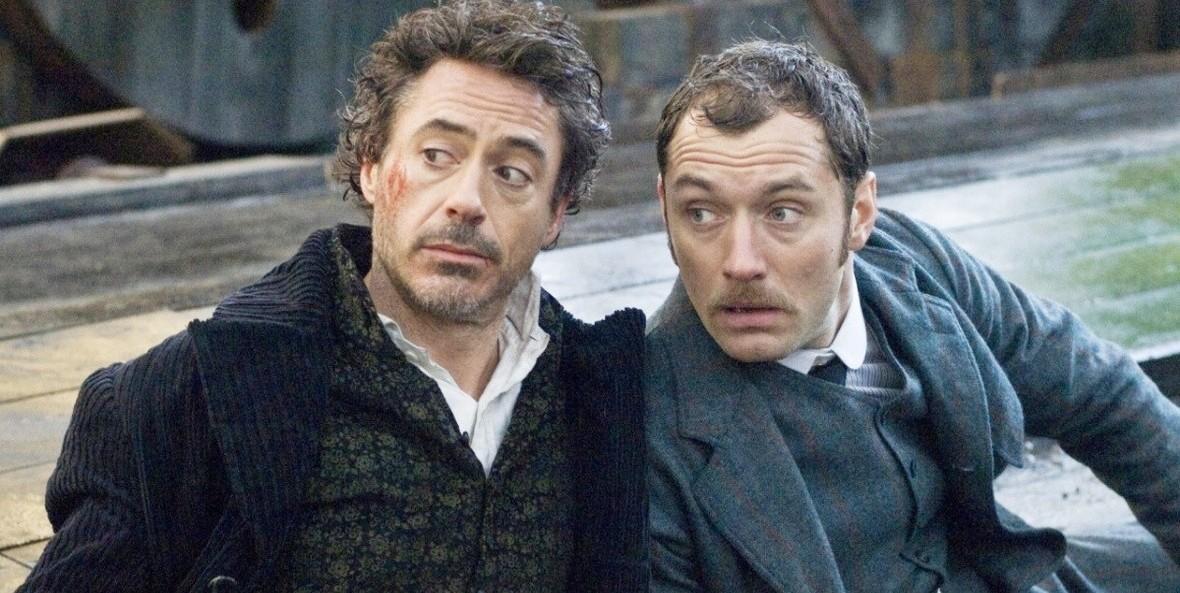 'Sherlock Holmes' Looking for a Villain