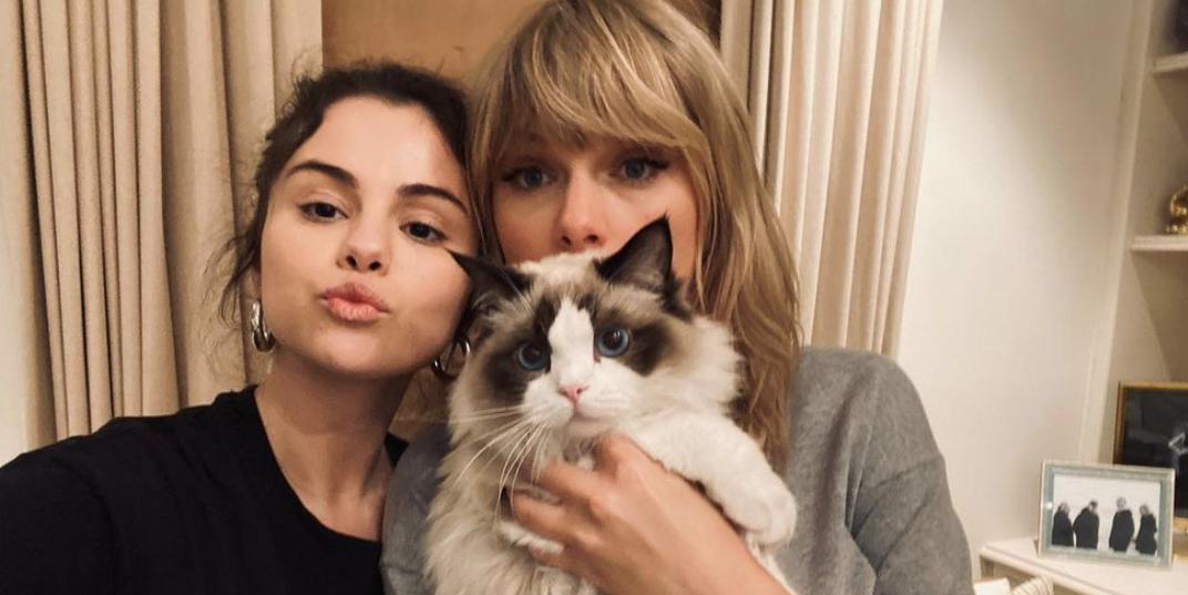Selena Gomez Posted Rare Photos of Her and Taylor Swift Together: 'Kinda Missin This One'
