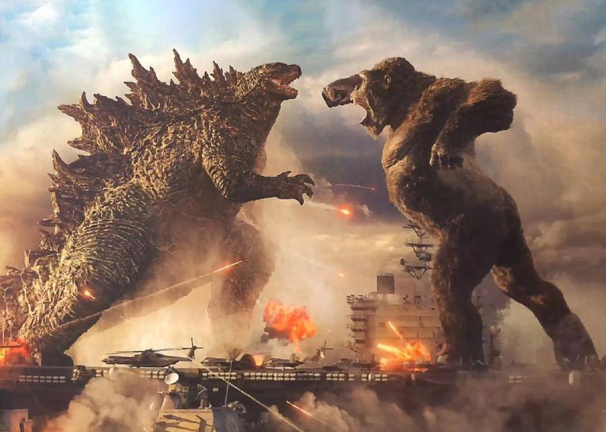 'Godzilla vs. Kong' Roars to Best Opening Day During the Pandemic With $9.6M