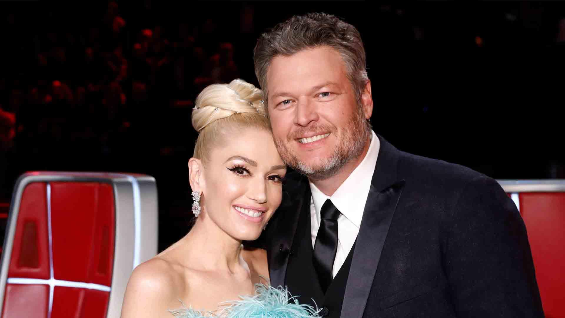 Blake Shelton, Gwen Stefani Wedding Tentatively Set For Summer