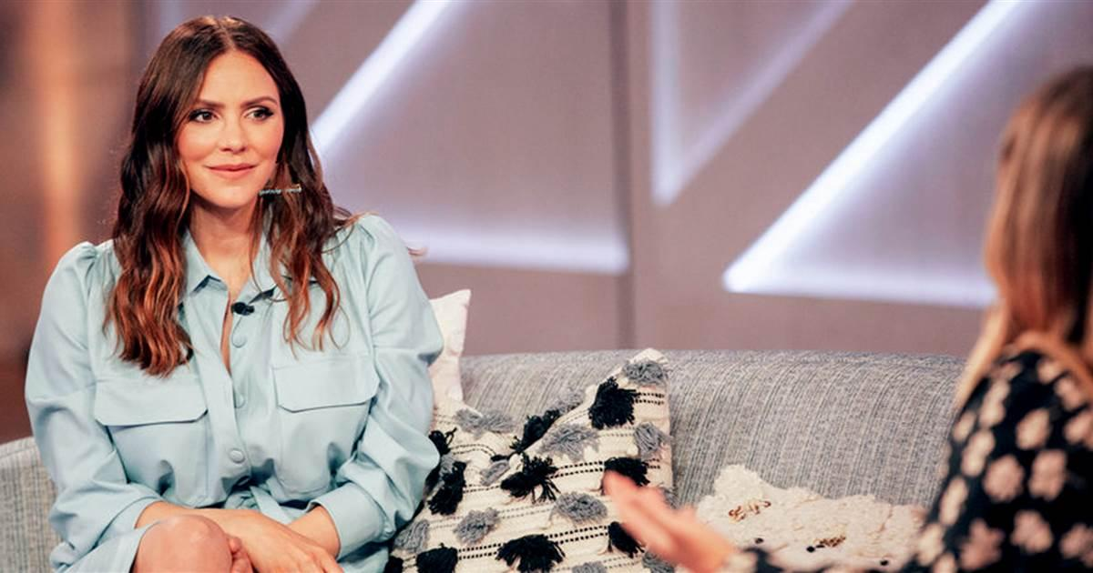 Katharine McPhee Talks to Kelly Clarkson About About Being a New Mom
