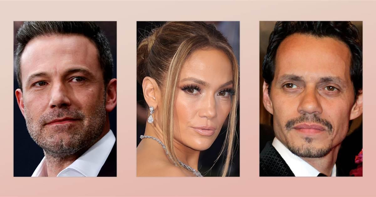 J.Lo's Exes Ben Affleck and Marc Anthony Open Up About Her in Candid Interview