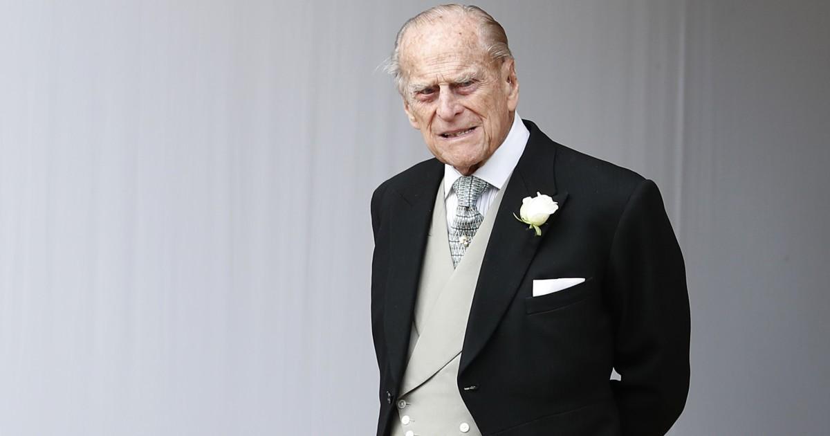 Britain's Prince Philip, Husband Of Queen Elizabeth II, Has Died