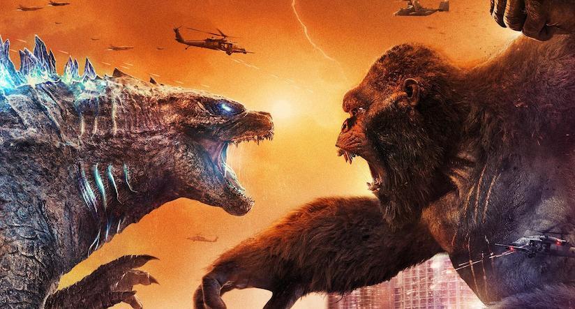 'Godzilla vs. Kong' Destroys The Box Office Once Again