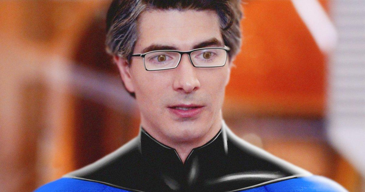 Fans Want Brandon Routh To Play Mr. Fantastic