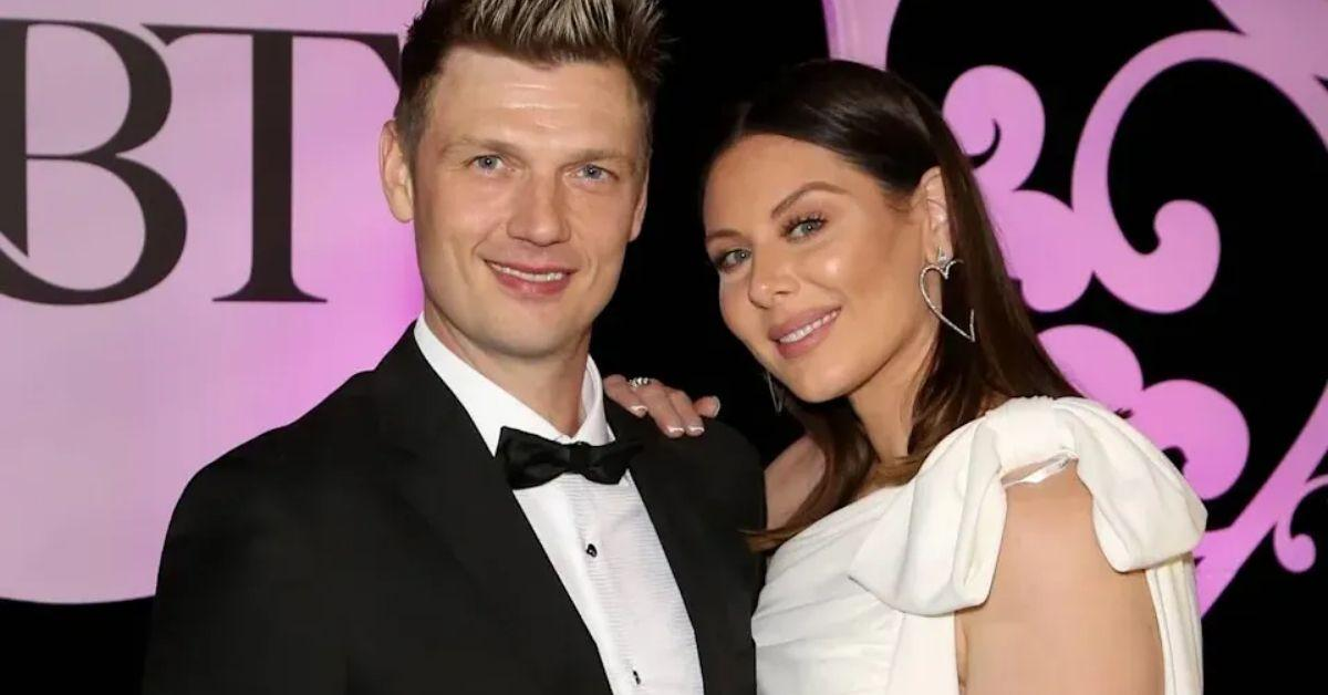 """Nick Carter Says Baby No. 3 Has Arrived, But Notes There Are """"Minor Complications"""""""