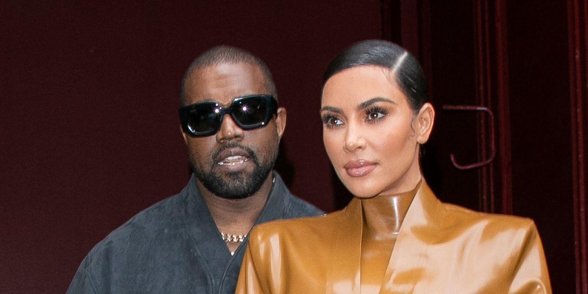 "Kanye West Is ""Super Annoyed"" That People Believe Kim Kardashian Initiated Divorce"