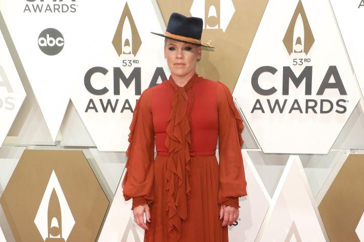 Pink Announces New Single 'All I Know So Far'