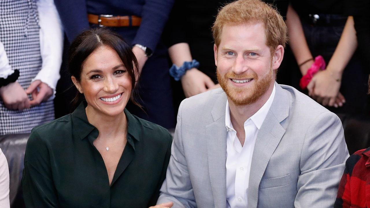 Prince Harry And Meghan Markle Announce Birth Of Daughter Lilibet Diana