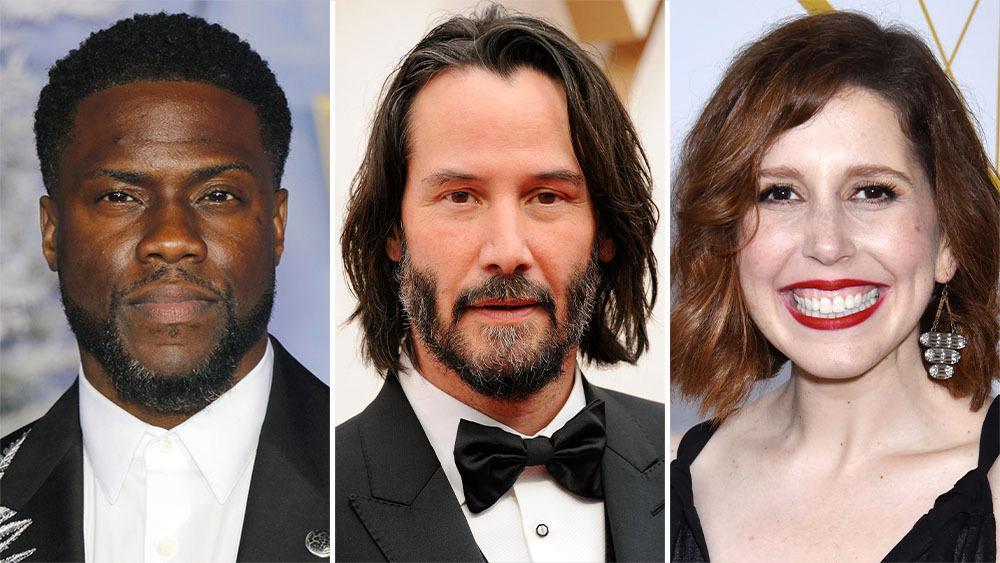 "Kevin Hart, Keanu Reeves, Vanessa Bayer, John Krasinski, Diego Luna & Natasha Lyonne Join ""DC League of Super-Pets"""
