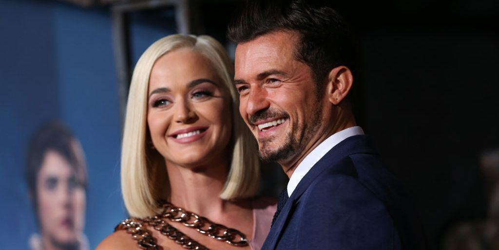 Orlando Bloom Posts Rare Family Photo With Katy Perry And Son Flynn
