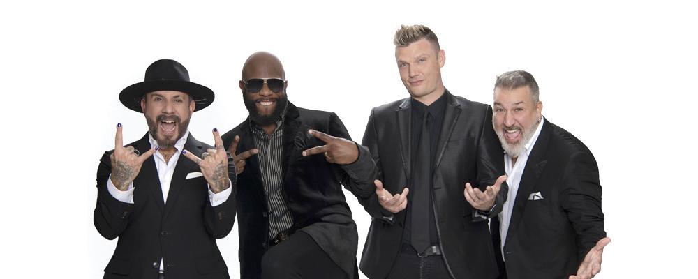 "NSYNC, The Backstreet Boys, & Boyz II Men unite for ""The After Party"" Las Vegas Residency"