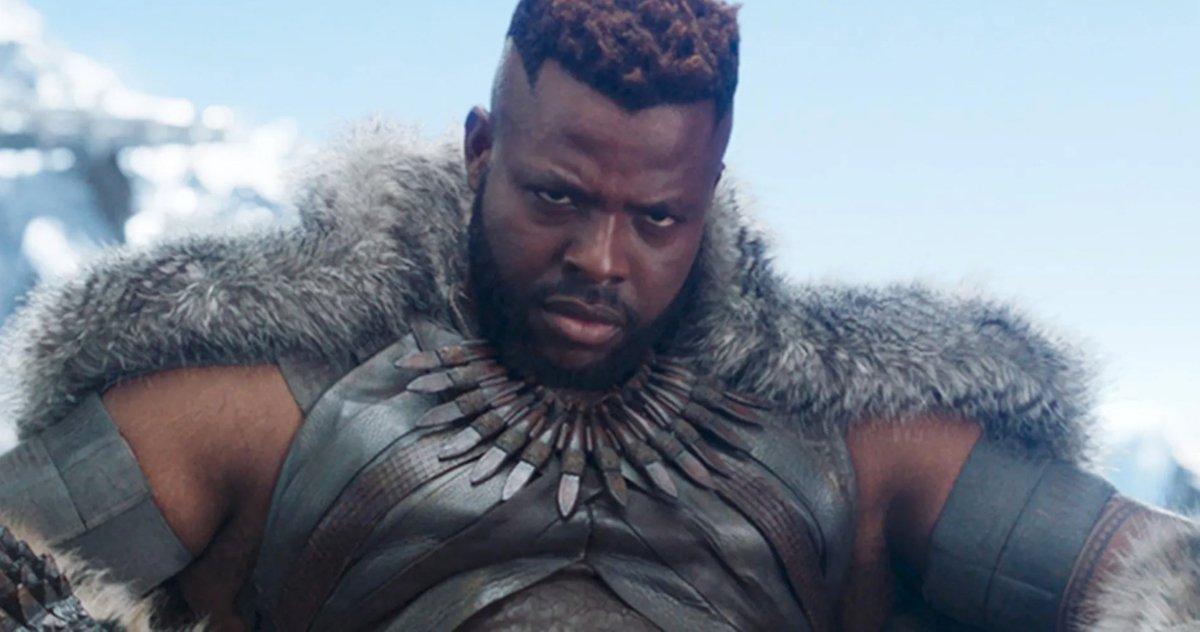 'Black Panther 2': Winston Duke Confirms Return of M'Baku