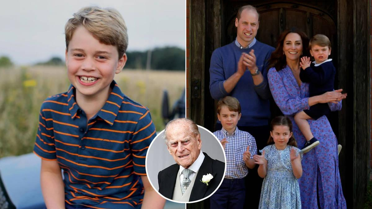 Kate Middleton Shares Photo of Grown Up Prince George for his Birthday