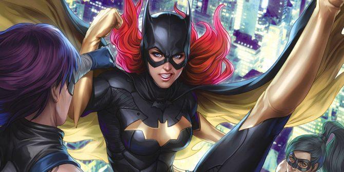 'Batgirl v Supergirl' Movie in the Works