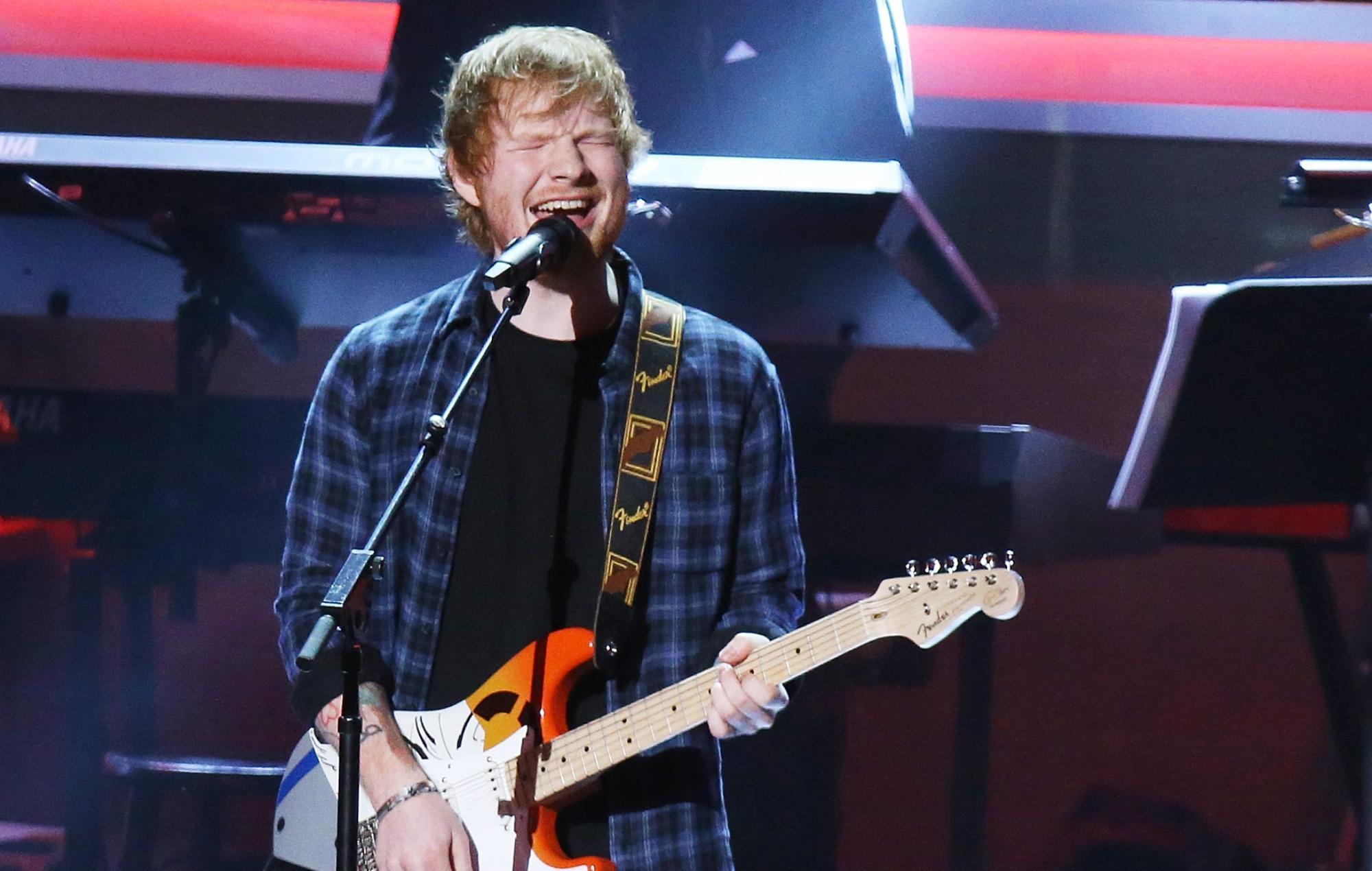 Ed Sheeran Considered Retirement