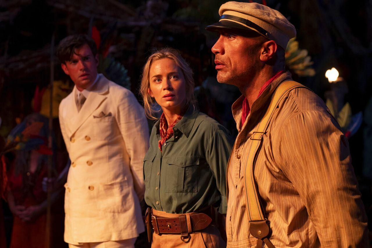Here's When You Can Watch Jungle Cruise For Free On Disney