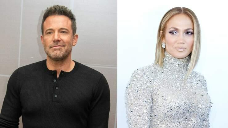 So, Ben Affleck Was Spotted Browsing Tiffany Engagement Rings
