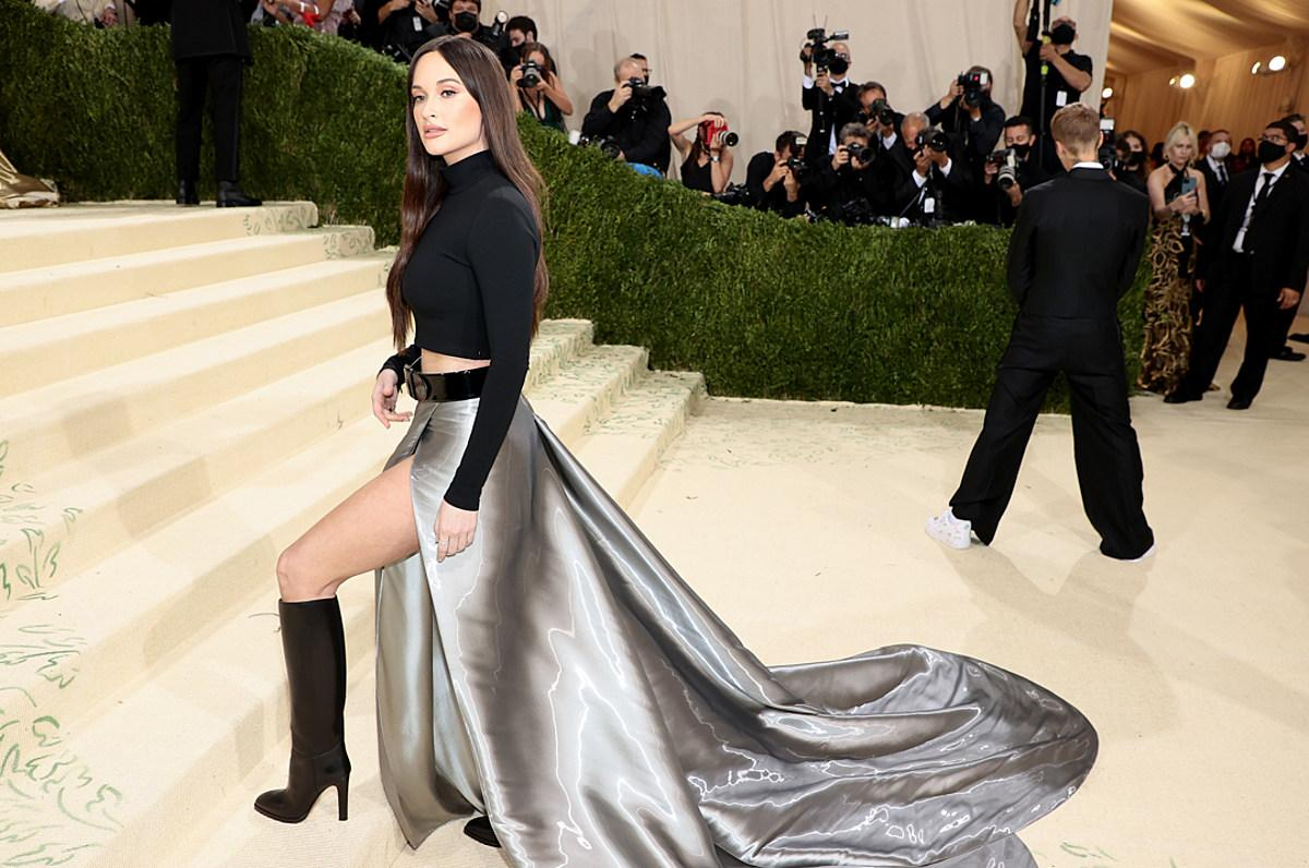 Kacey Musgraves Welcomed All The Celebs To Her Met Gala After-Party At The Top Of The Standard