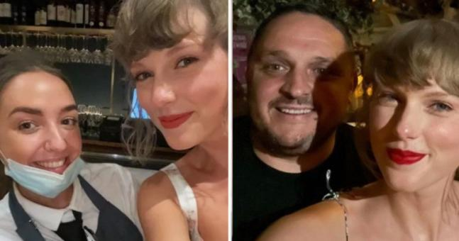 Taylor Swift Makes Surprise Visit to Belfast as She Supports Joe Alwyn: 'A Beautiful Person'