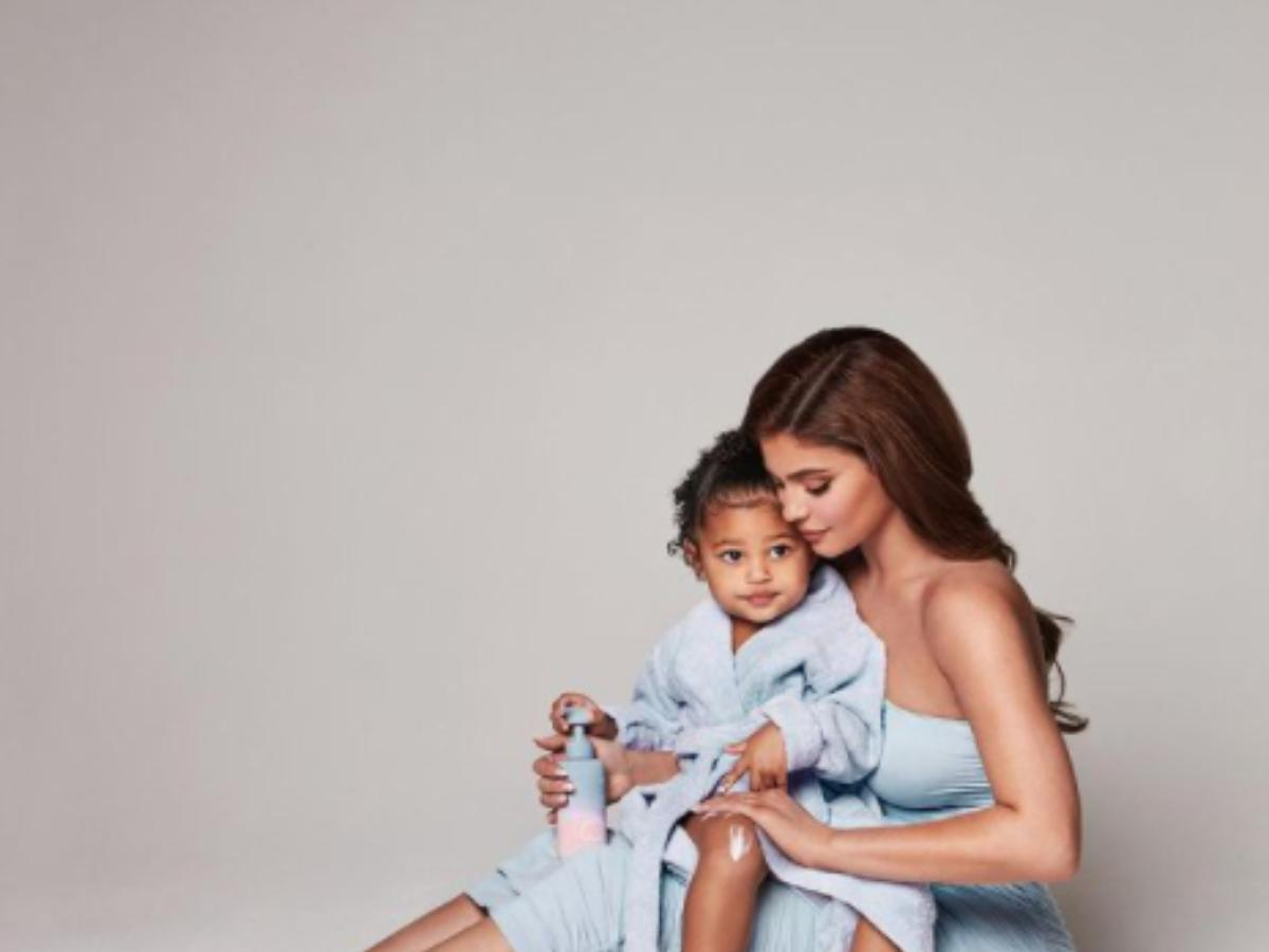 Kylie Baby: The New Baby Care Brand By Kylie Jenner