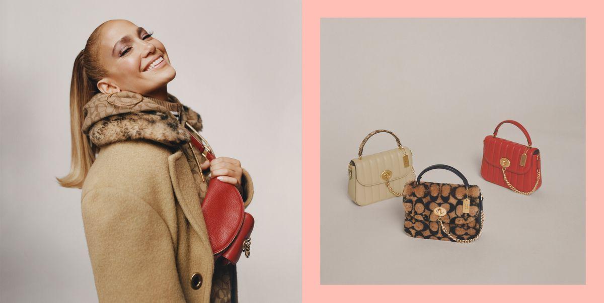Shop Coach's Cute New Collab With Jennifer Lopez