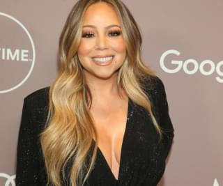 Mariah Carey Wows With Medley Live At Rise Up New York