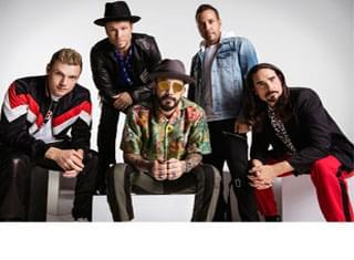 Backstreet Boys At SPAC in 2021