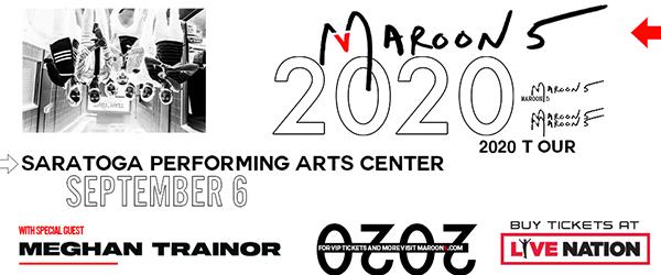 MAROON 5 2020