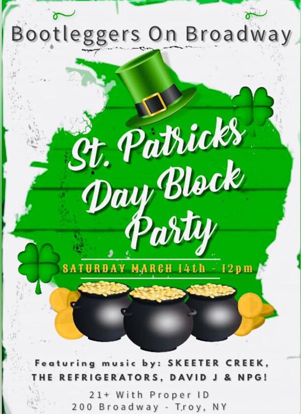 BOOTLEGGER'S BLOCK PARTY 2020