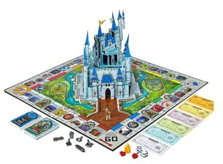 The Disney Parks Monopoly Game Is Back