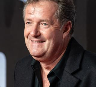 Piers Morgan Calls Ariana Grande His 'Soul Mate'