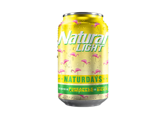Natural Light Announces a Pineapple Lemonade Beer