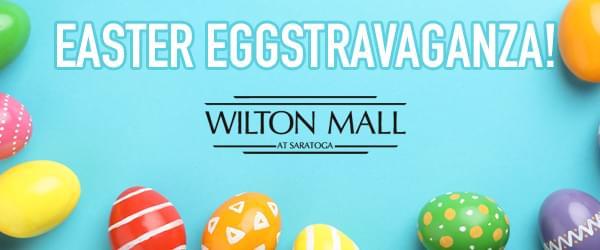 WILTON MALL EASTER EGGSTRAVAGANZA