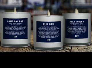 Miller Lite Has a Dive Bar Scented Candle