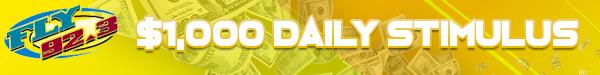 $1,000 DAILY STIMULUS