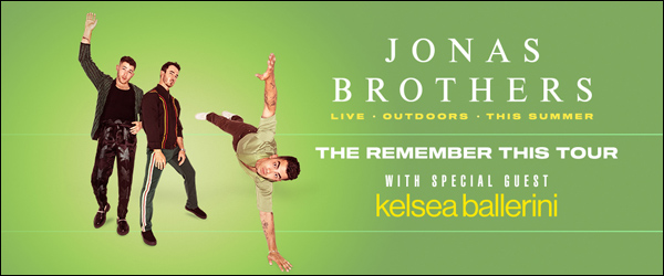 FLY92.3 WELCOMES JONAS BROTHERS TO SPAC
