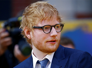 Ed Sheeran Gets a Tattoo of Orca on Arm