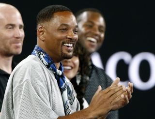 Will Smith Has Partnered With Fitbit