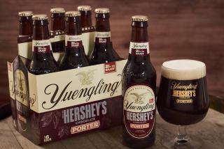 Yuengling, Hershey's Chocolate Porter Is Back