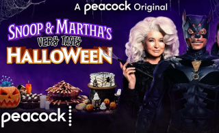 Snoop and Martha Will Be Baking for Halloween