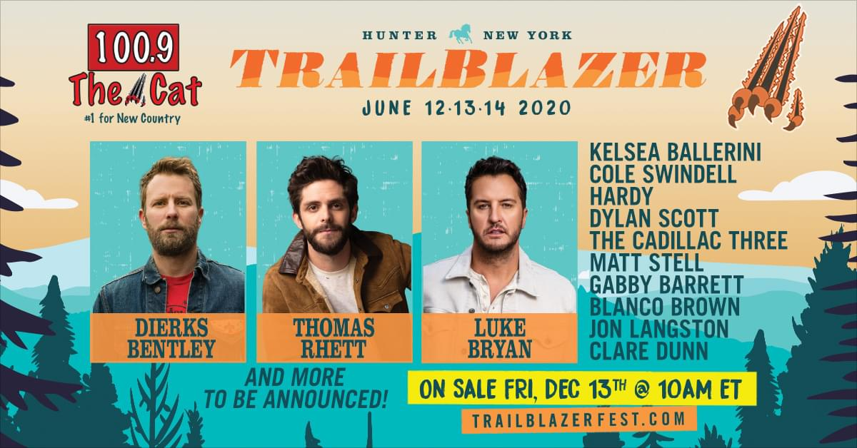 TrailBlazer Country Music and Camping Festival
